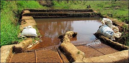 Município de Guaçuí enfrenta escassez de água e fica decretada situação de emergência